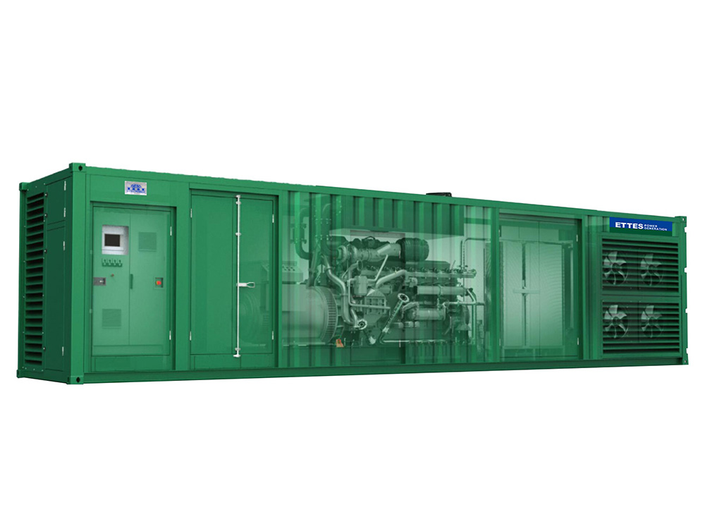EMN MAN Gensets List