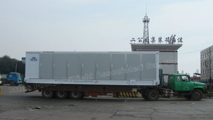 Ettes Power Natural Gas Coalmine Methane CNG PNG LNG Engine Generator Ettespower