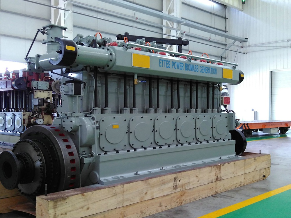 Syngas Gensets Models List