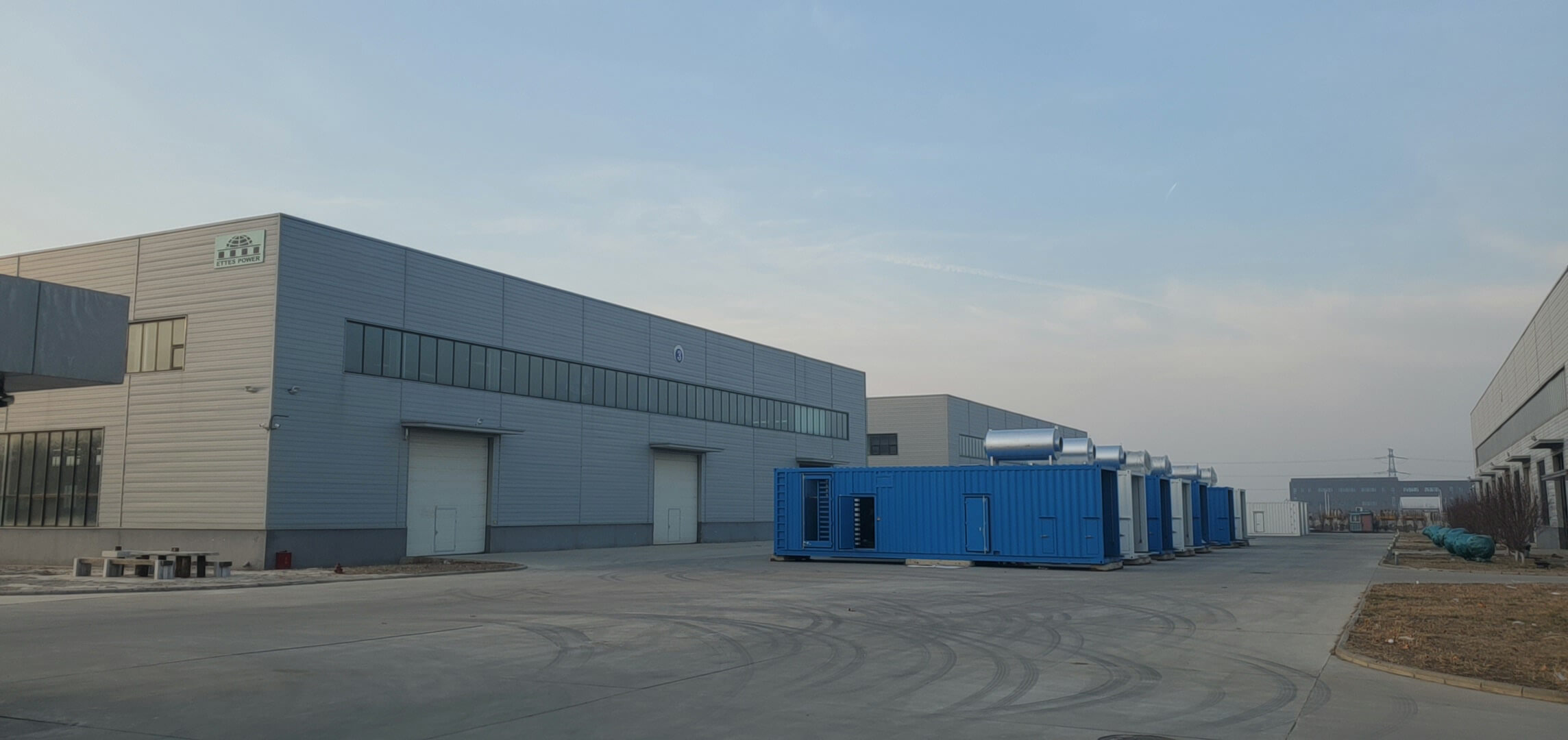 MTU Modular Containerized Diesel Generator Sets to Brazil