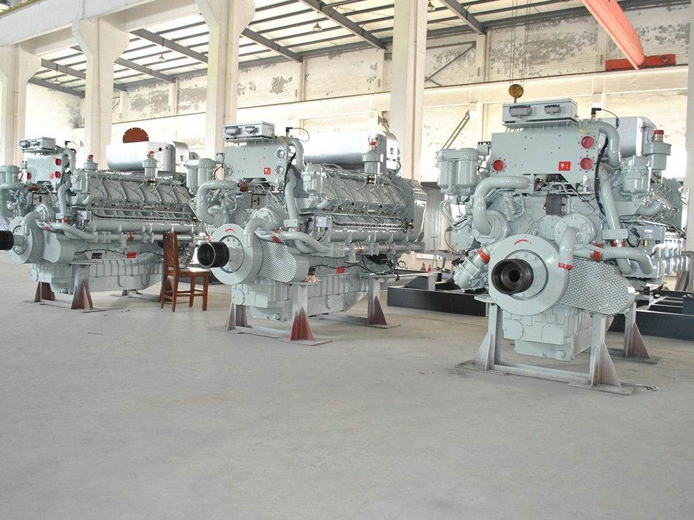 Deutz Marine TBD620 Series
